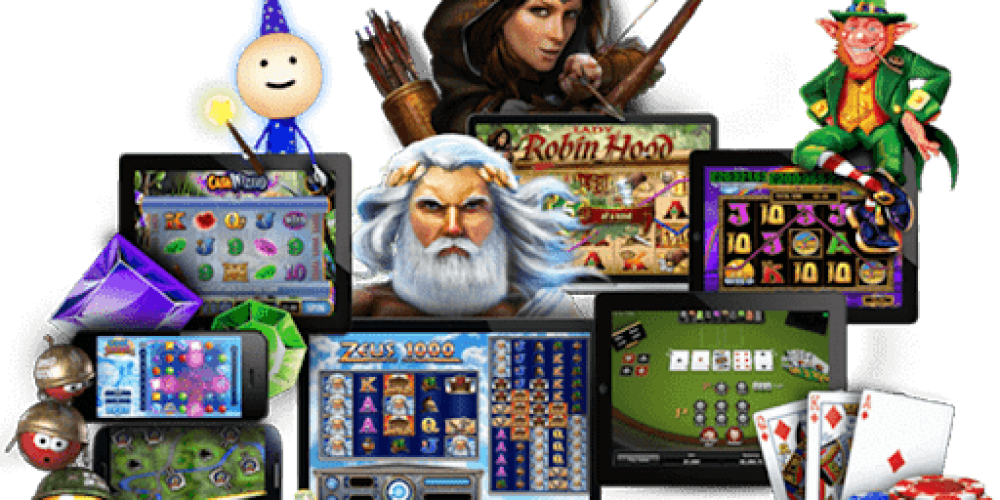 What Are The Basic Strategies To Win The Slot Machine Games?